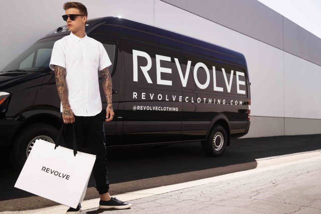 Revolve fleet to bring same-day delivery to Coachella.
